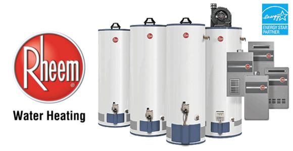 Rheem Boiler Repair