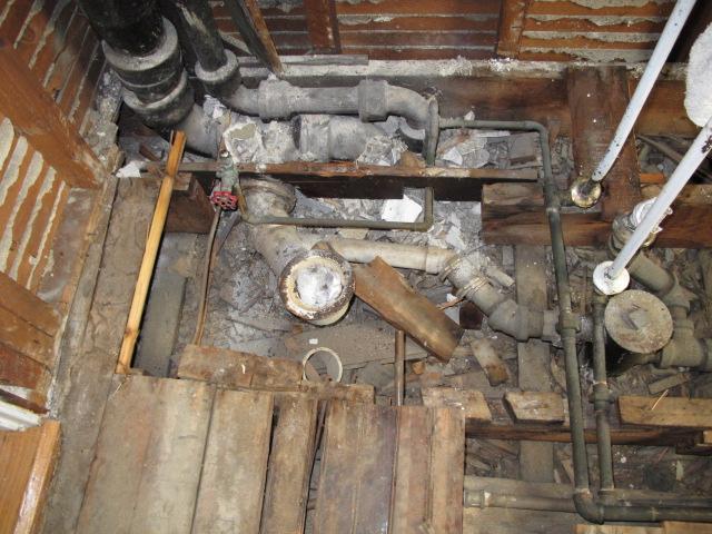 old home plumbing repairs nj